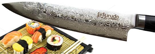 kokkeknive Japansk stil
