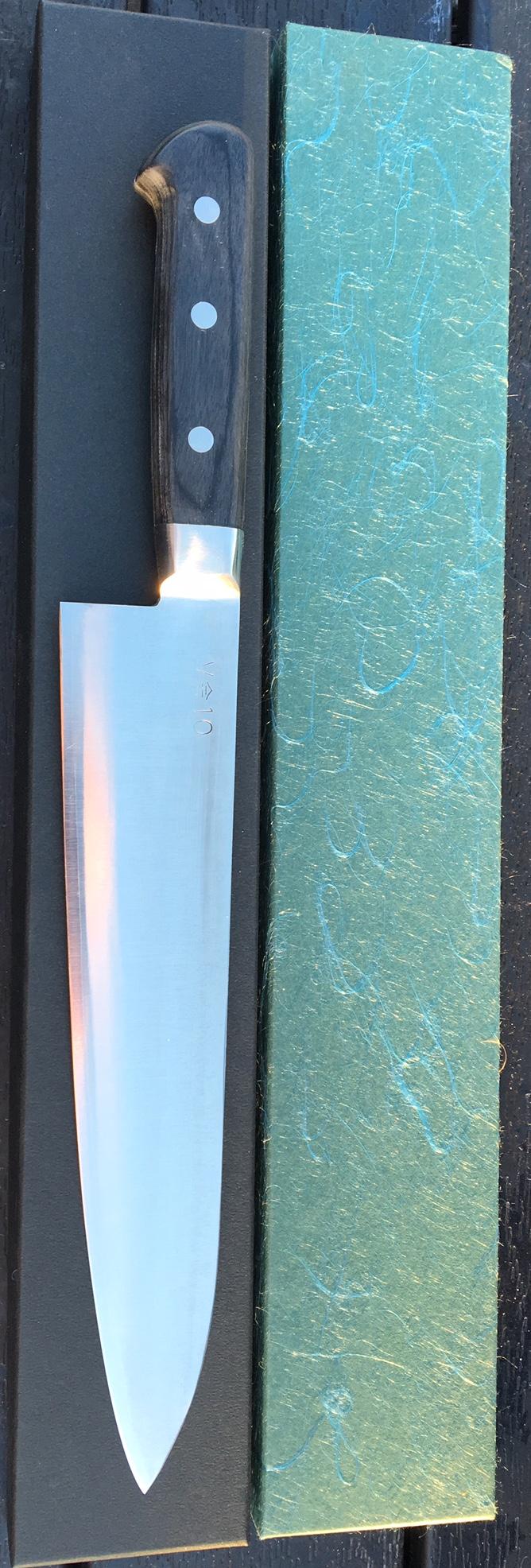 Image of   Japansk Chef kniv 24 cm