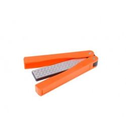 Dobbeltsidet diamant fil #360/600 til kniv og økse