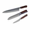 ELITE 3 dele - japansk knivsæt